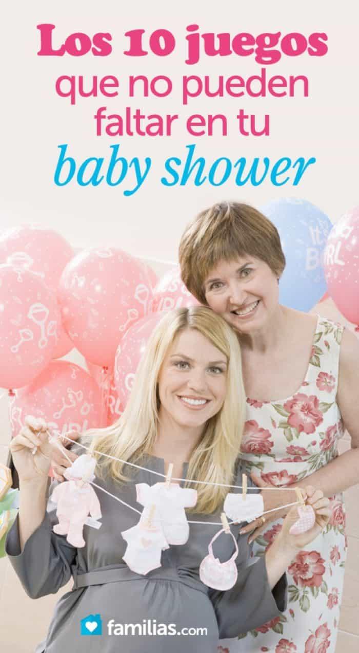 Los 10 Juegos Que No Pueden Faltar En Tu Baby Shower Familias