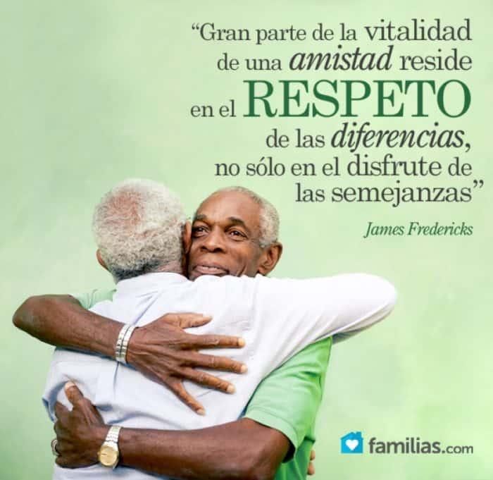 Más Actual Que Nunca El Tradicional Valor Del Respeto Familias