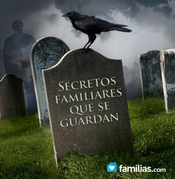 El Fantasma Y La Cripta Secretos Familiares Que Se Guardan Familias